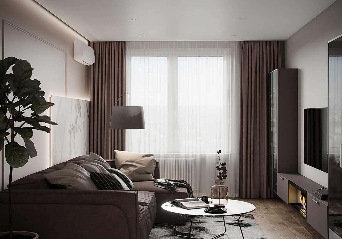 lưu ý thiết kế khi mua căn hộ chung cư