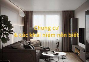 chung cư là gì